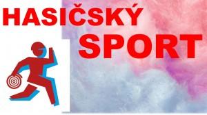 Logo - hasičský sport