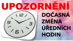 Logo hodiny