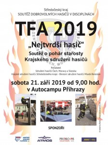 plakát TFA 2019